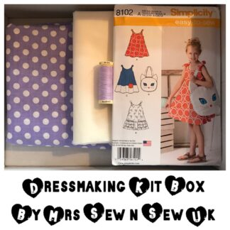 Sewing Craft and Dressmaking Kits