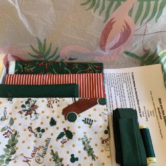 The Sewing Therapy club Monthly Box
